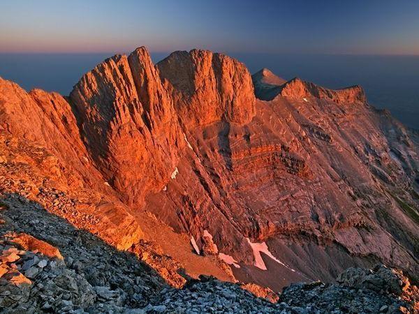 А де ще є гора олімп, крім греції?
