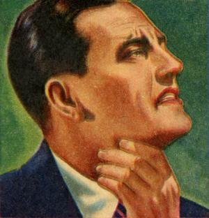 А ви знаєте, від чого з`являються грудки в горлі?