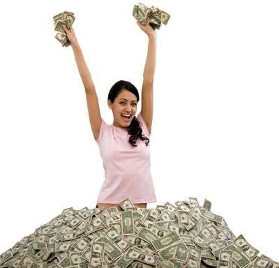 афірмації на гроші