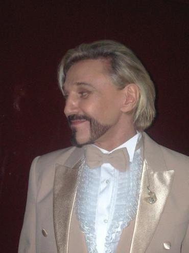 анатолий Альошин співак