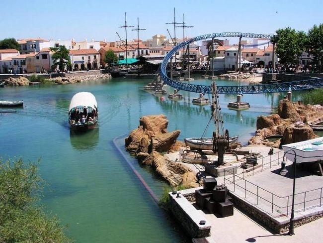 Авентура, парк в іспанії: весь комплекс розваг для вашої родини