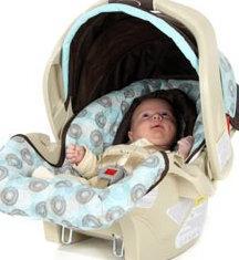 Автокрісла для новонароджених: переваги використання і правила вибору