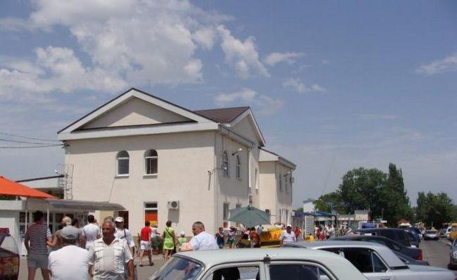 Автовокзал анапа: розташування і розклад