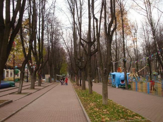 Бабушкінський парк як дістатися
