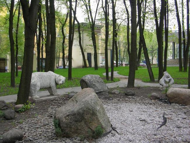 Москва Бабушкінський парк