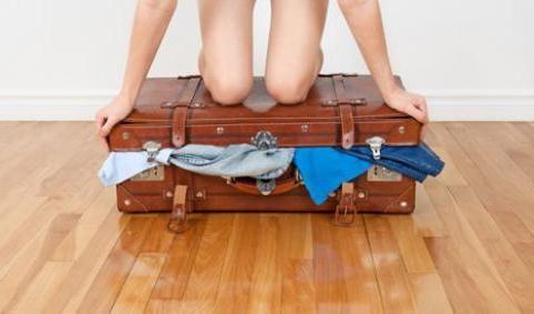 Багаж в літаку: вага має значення