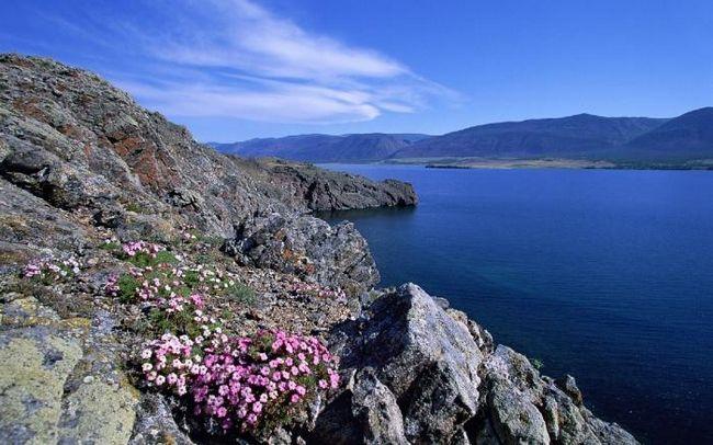 найглибше озеро на землі