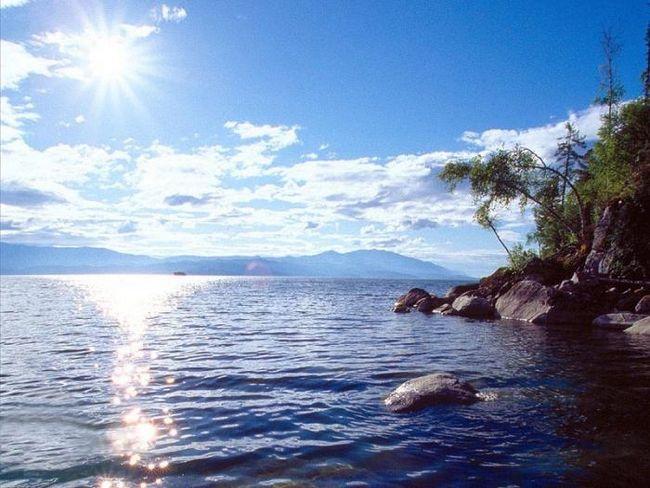 яке найглибше озеро на землі