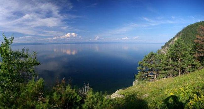 на Байкалі