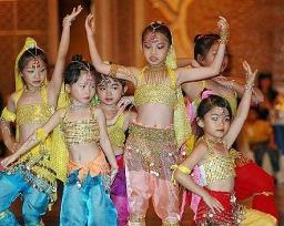 танцювальні рухи