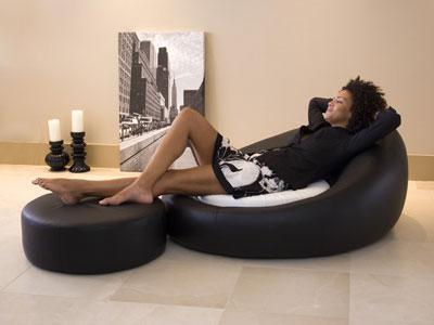 Безкаркасні меблі своїми руками - відмінний варіант