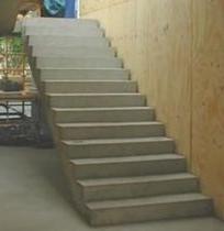 Бетонні сходи - її різновиди і методи виготовлення