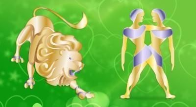 близнюки і леви сумісність