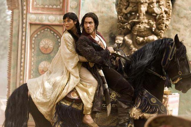 актори фільму принц Персії