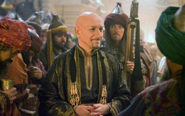 принц Персії головний актор
