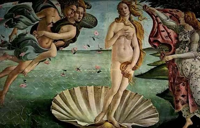 грецька богиня любові