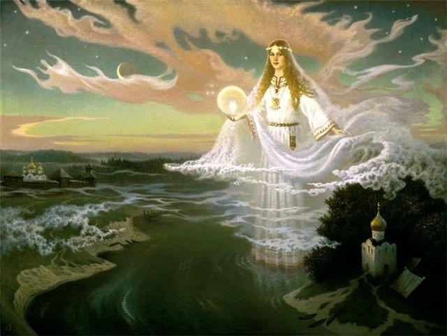 давньослов`янське богиня