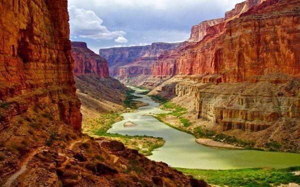 Великий каньйон в сша - найбільший на планеті