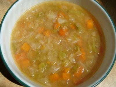 Бонская суп «спалює» 8 кілограм!