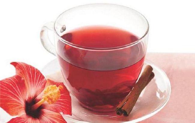 Чай каркаде: корисні властивості, даровані природою