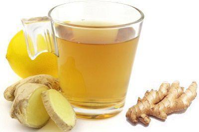 Чай з імбиром і лимоном - смак і користь в одній склянці!