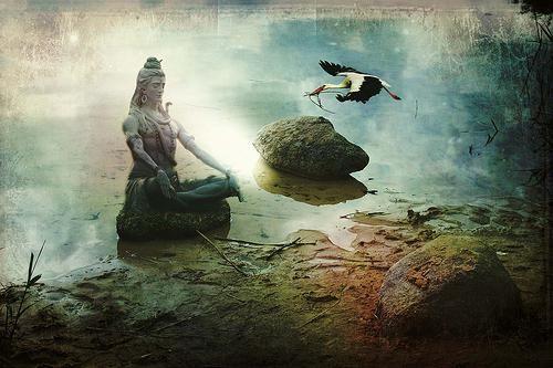 медитація чакри