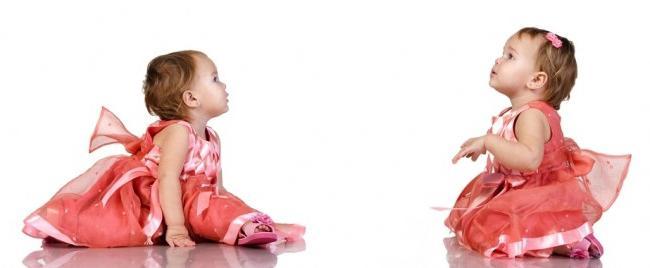 чим відрізняються близнючки від двійнят