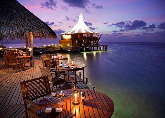де можна відпочити в листопаді за кордоном на море