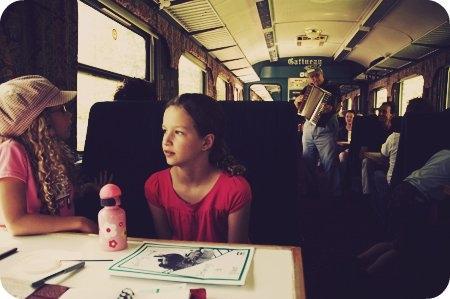 гри в поїзді