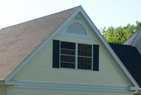 Що собою являють фронтони даху