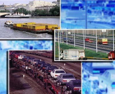 Що таке транспортна логістика?