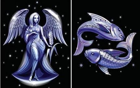 Діва-жінка - риба-чоловік: сумісність. Гороскоп чоловіки-риби