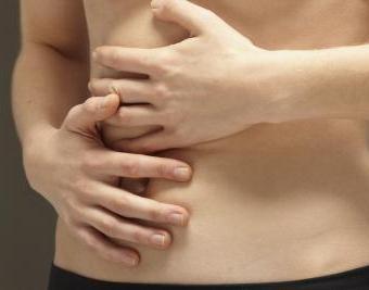Дискомфорт у правому підребер`ї - ознака жовчнокам`яної хвороби