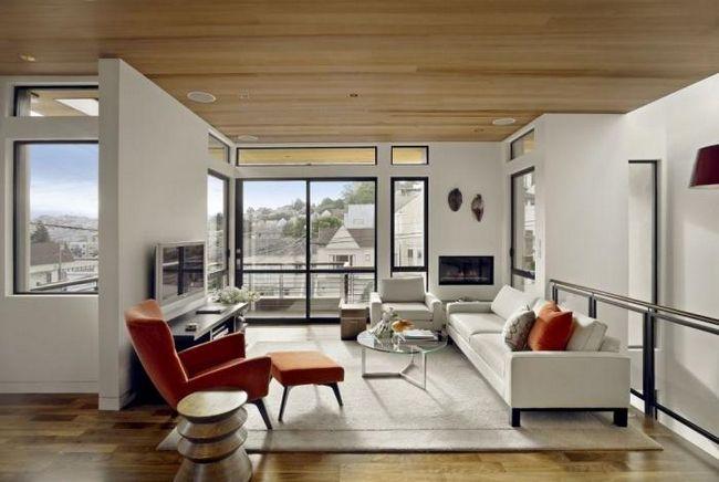 Дизайн вітальні в квартирі: стильні рішення