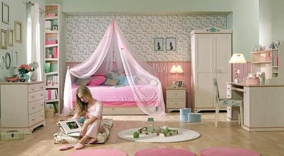 Дизайн кімнати для дівчинки-підлітка - яким він повинен бути?