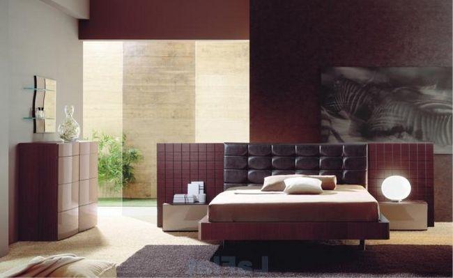 Дизайн спальні в сучасному стилі: правила гармонії