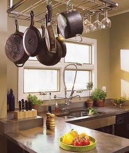 Дизайни малогабаритних кухонь - стильні рішення