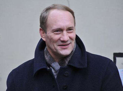 актор Євген Сідіхін