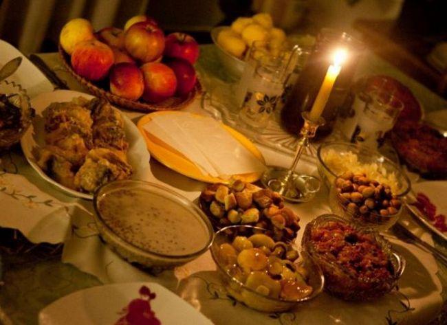 різдвяний филипповский пост