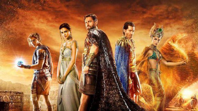 боги Єгипту актори і ролі