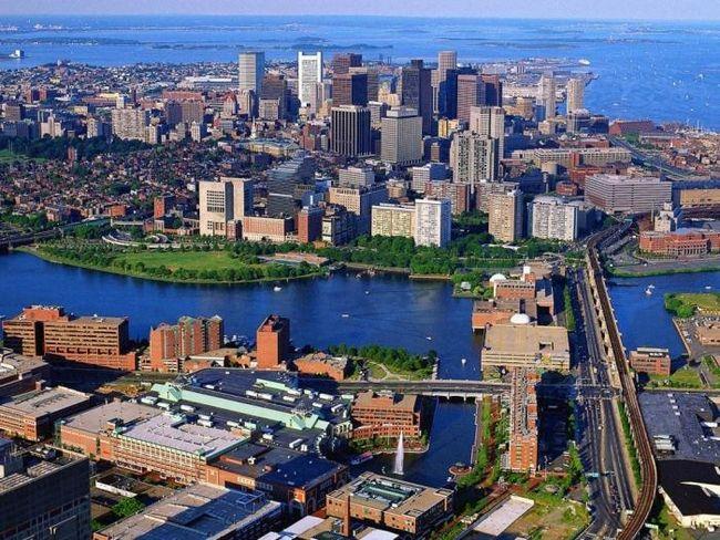Де знаходиться бостон? Чим він привабливий