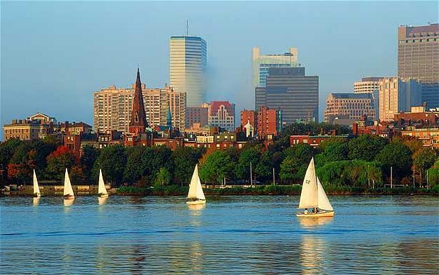 Бостон США