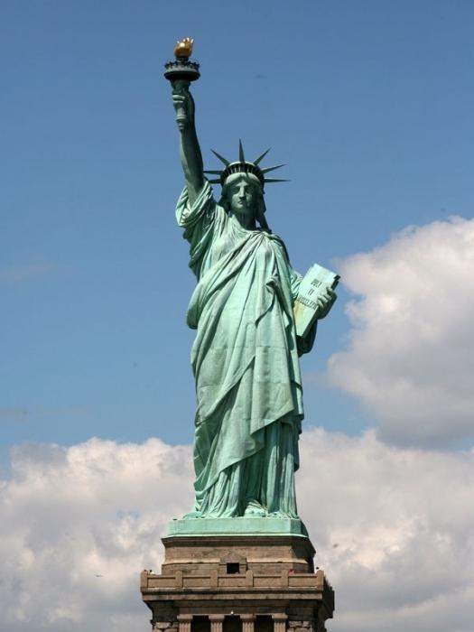 Де знаходиться статуя свободи? Географія, історія та факти ...