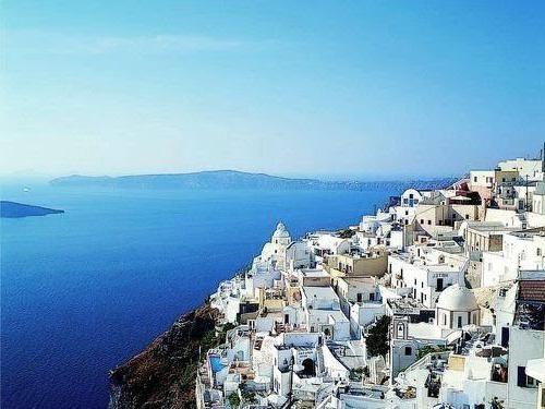 відпочинок в Греції в жовтні