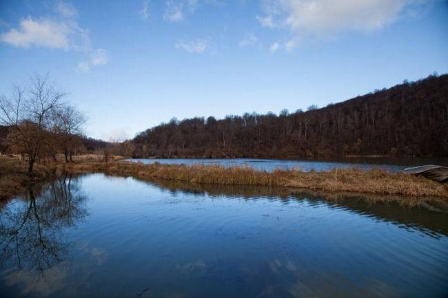 Блакитні озера - головна визначна пам`ятка кабардино-балкарії