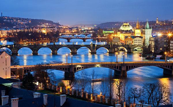міста чехії