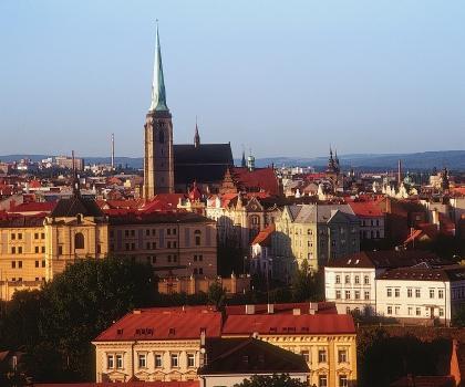 пам`ятки міст Чехії