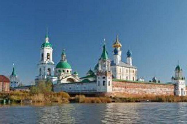 Міста, що входять в золотое кольцо россии