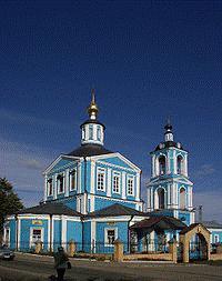 екскурсії золотое кольцо россии