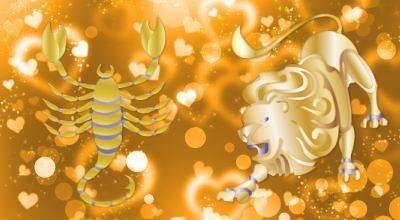 Союз Льва і Скорпіона